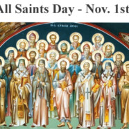 All Saints/All Souls Feast Days